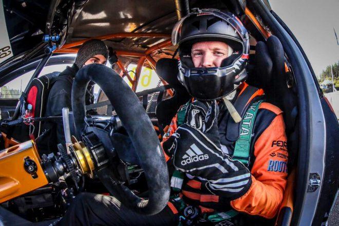 WRC経験者ケビン・アブリングが2021年WorldRXにフル参戦。ルノー・メガーヌをドライブへ