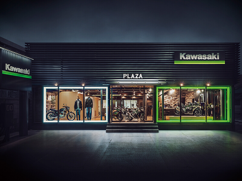 【カワサキ】豊橋市に愛知県7店舗目のカワサキブランド専門店「カワサキ プラザ豊橋」が10/1グランドオープン