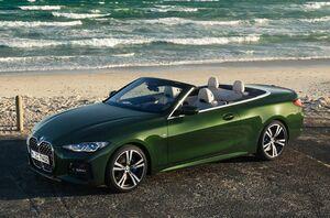 新型BMW4シリーズの高性能バージョン「M440i xドライブ」のカブリオレモデルが日本上陸