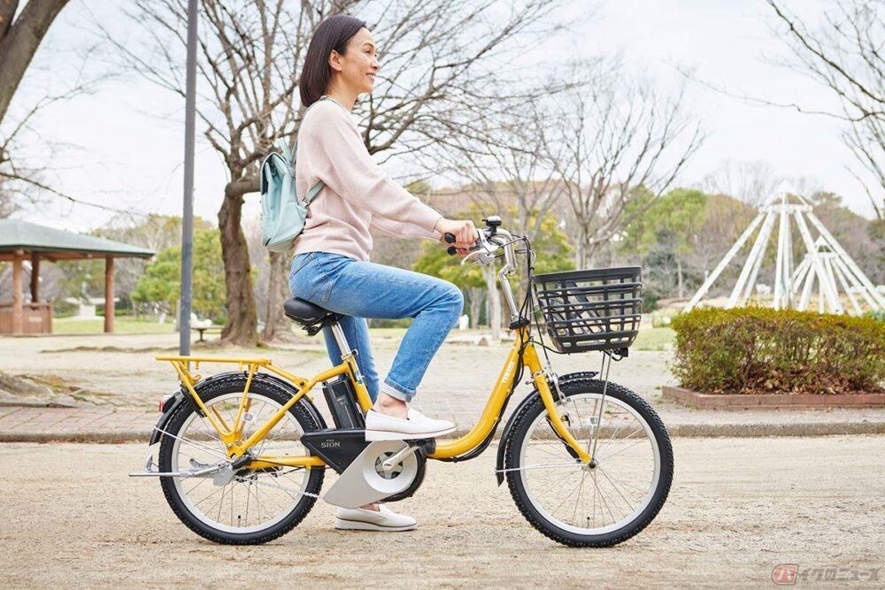 ヤマハの電動アシスト自転車「PAS SION-U」がフルモデルチェンジ 2021年モデルはデザインのアップデートと軽量化を実現