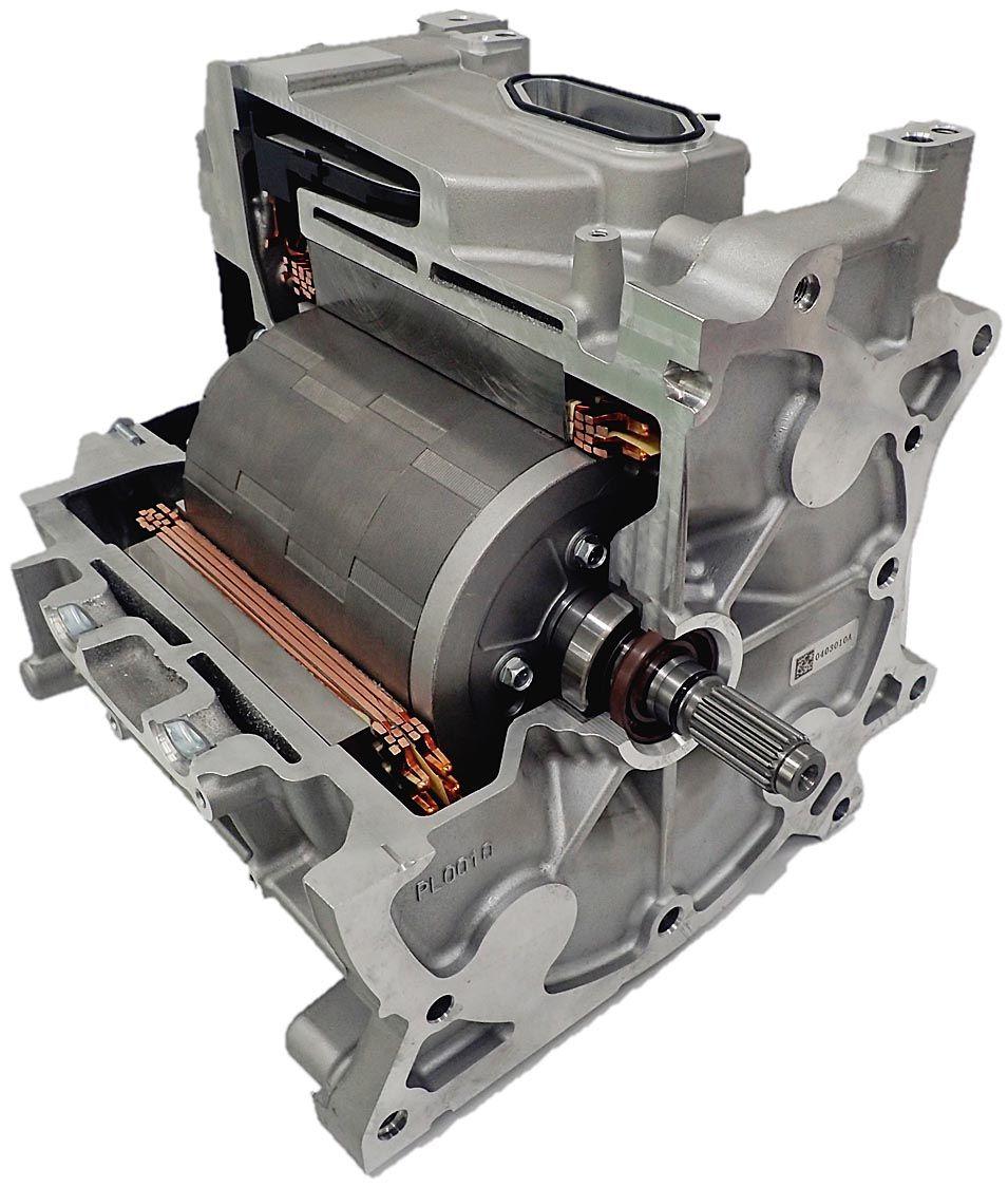 日立アステモ、「MX-30」のEVにモーターとインバーター採用