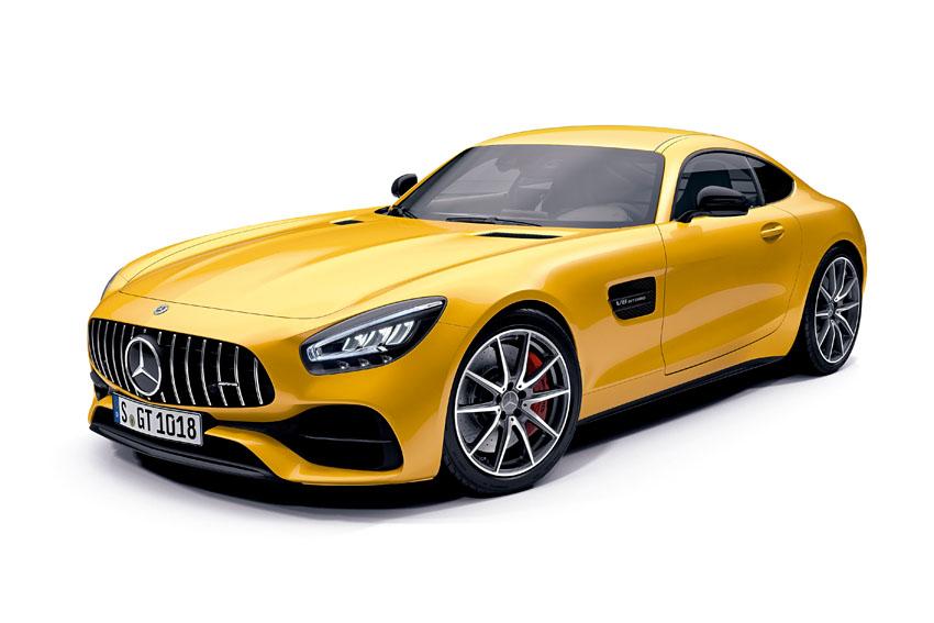 メルセデス・ベンツ、マイナーチェンジした2019年型「AMG GT」発表
