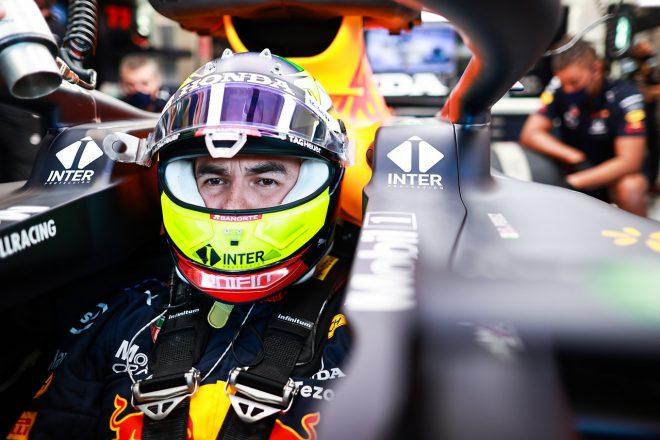 ペレス5番手「マシンの感触は良い。予選までに改善を果たす」レッドブル・ホンダ/F1第11戦金曜