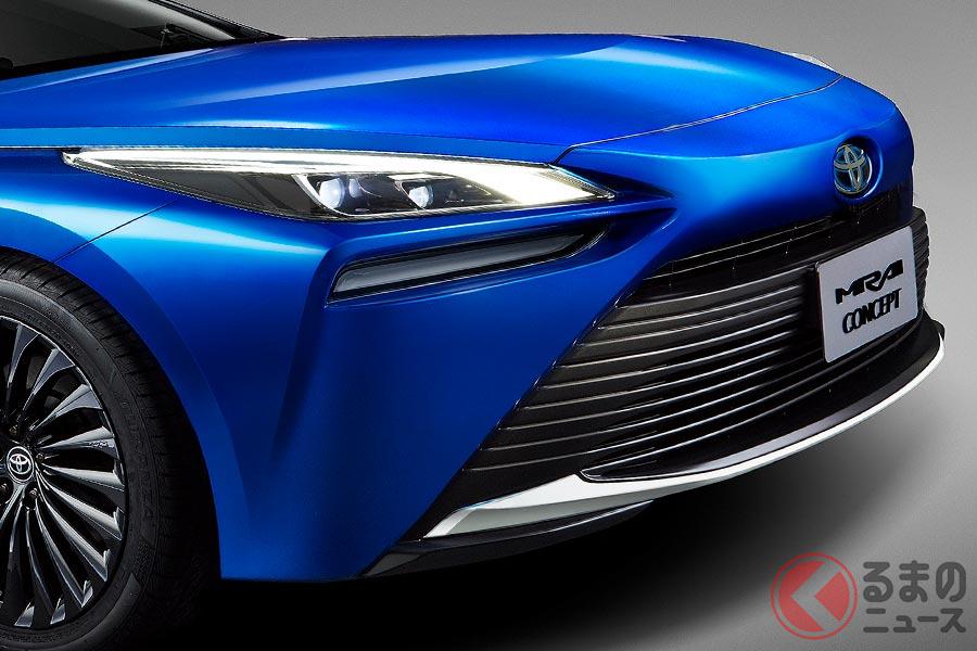 トヨタ新型「MIRAI」は後輪駆動で5人乗りに! ドイツでは約784万円から