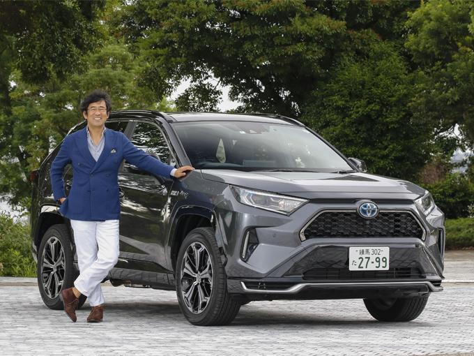 【試乗】新型トヨタ RAV4 PHV|306psは伊達じゃない! 販売が絶好調なのにも納得の性能を楽しめる