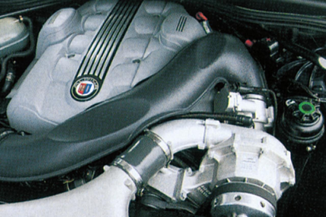 【ヒットの法則09】BMW アルピナB5はMモデルとの違いを鮮明にしてアピール