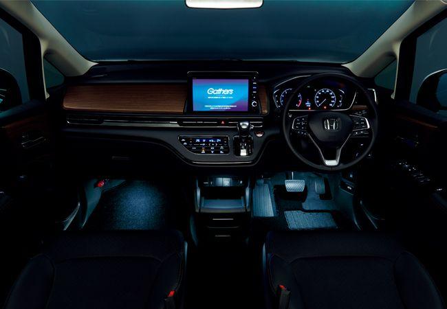 Honda「ODYSSEY」用純正アクセサリーを発売