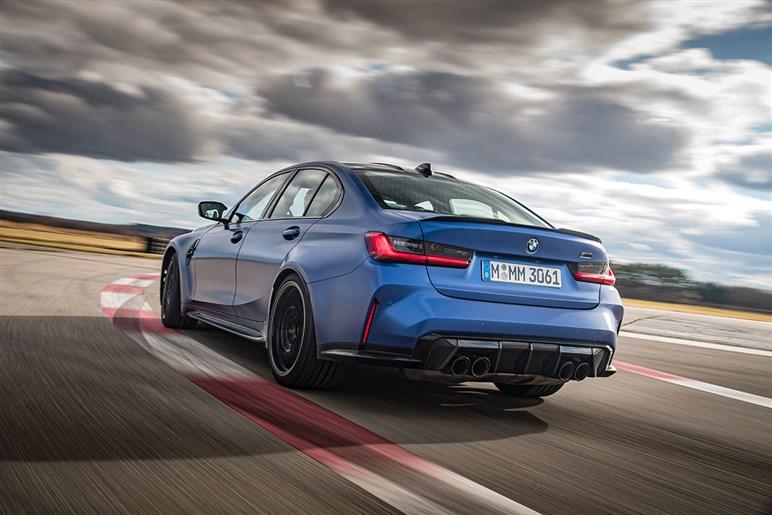 新型BMW M3&M4は最後の純エンジンモデルらしい完成度。10段階のDSCや意外な快適性にも注目