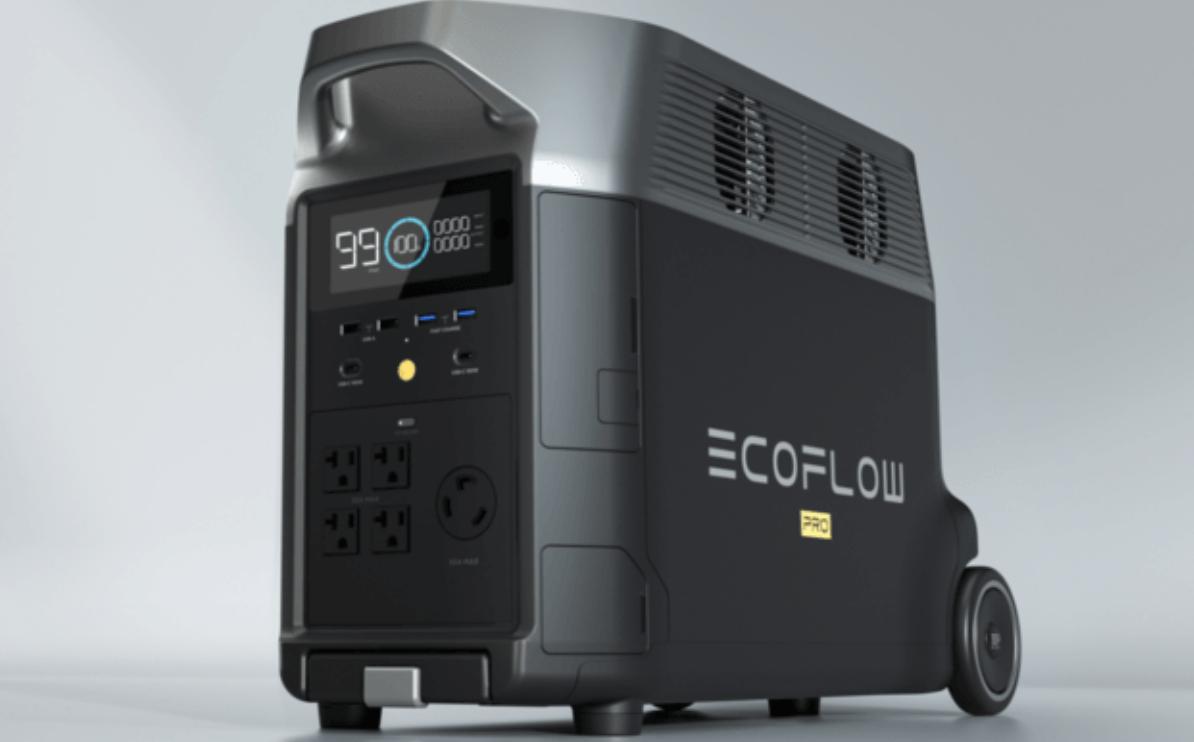 最大2万1600Wh!電気自動車も充電できるEcoFlowの家庭用ポータブル蓄電池「DELTA Pro」
