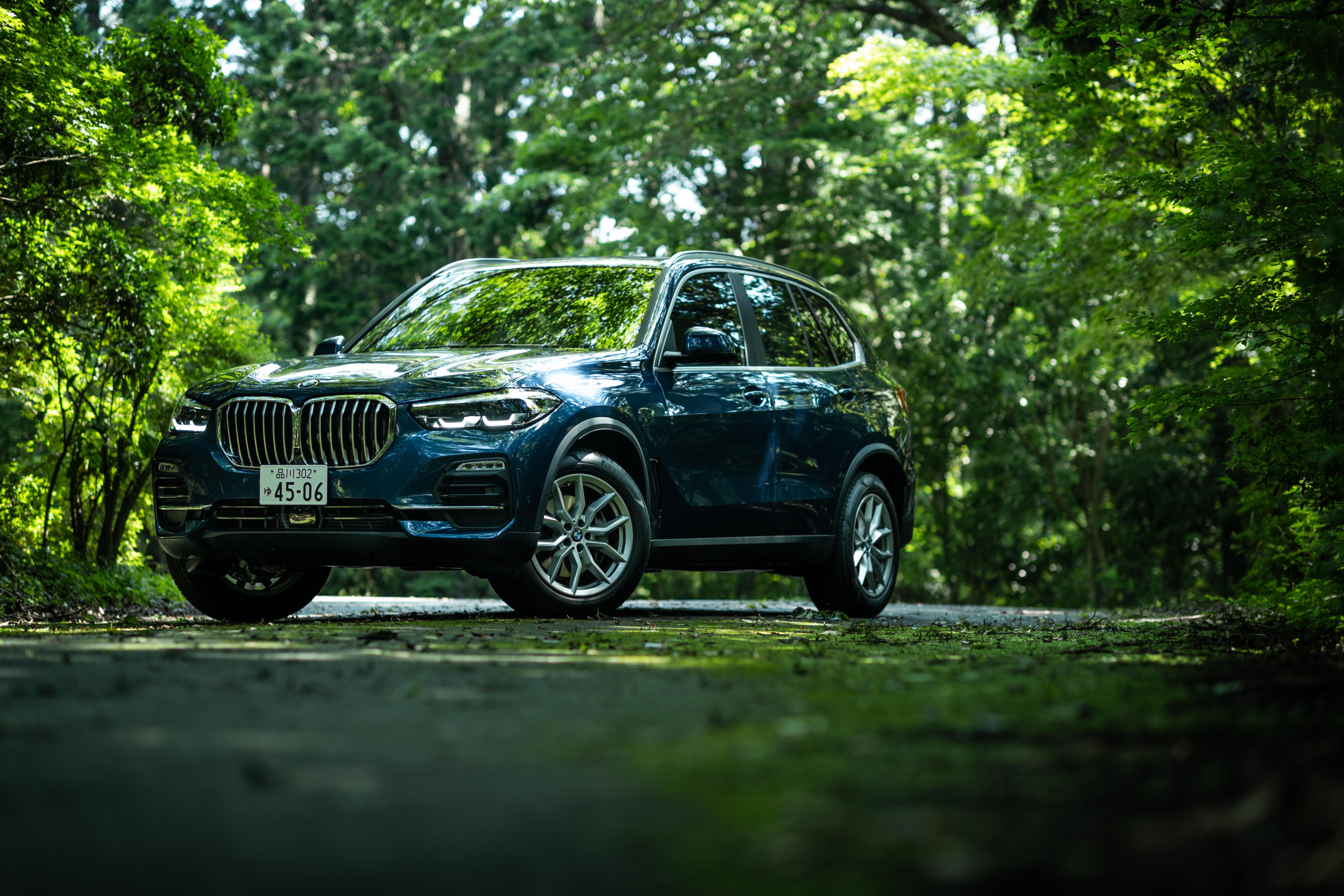 """元祖プレミアムSUVの""""深化"""" ──新型BMW X5 xDrive35d試乗記"""