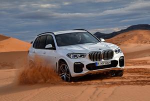 BMWが「X5」と「X6」のディーゼルモデルがマイルドハイブリッドを搭載!