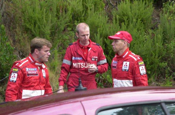 ラリーは危険と隣り合わせ!! 2000年のWRCツール・ド・コルスでカメラマンが巻き込まれた悲劇!!