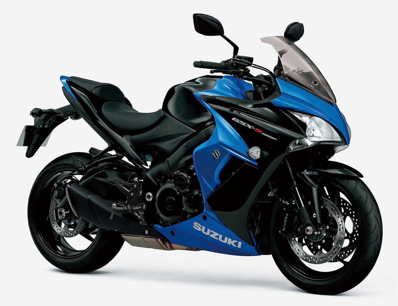 スズキ「GSX-S1000F ABS」【1分で読める 2021年に新車で購入可能なバイク紹介】