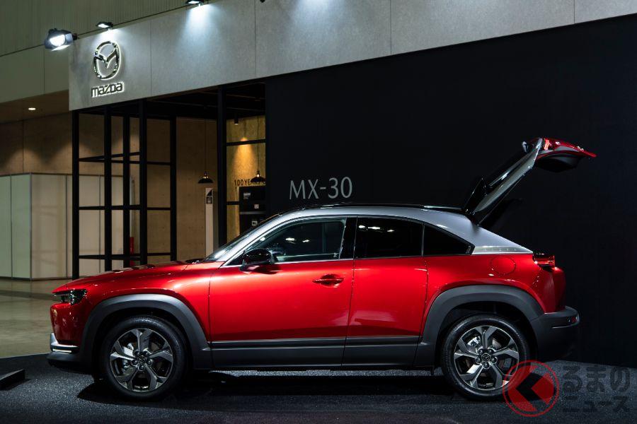 トヨタ「ヤリスクロス」に新たな強敵出現!? 今秋発売のマツダ「MX-30」はライバルとなるのか