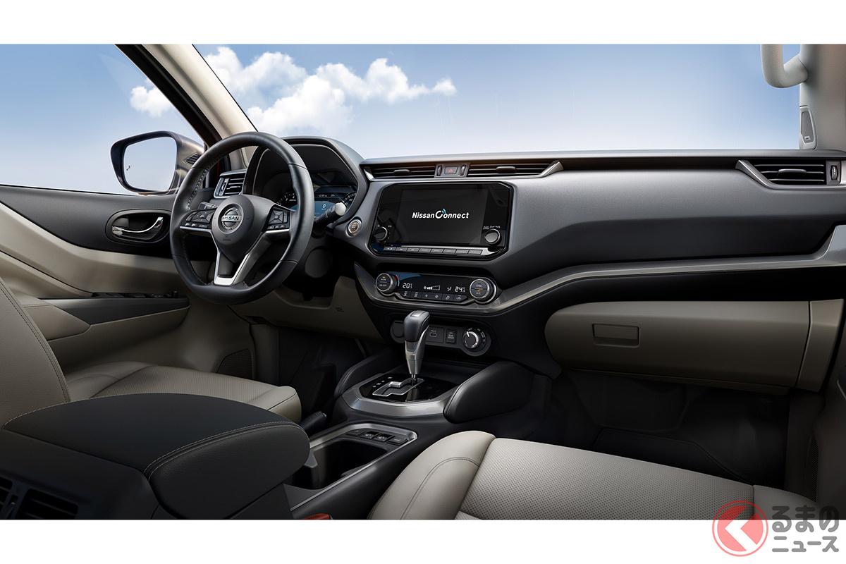 日産新型SUV「エクステラ」世界初公開! 5年ぶり復活でド迫力の大型グリル採用