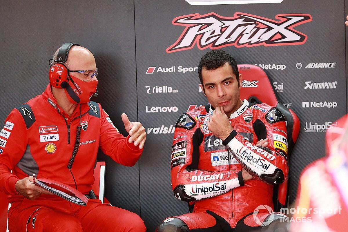 【MotoGP】「一度も良い感触が得られなかった」ペトルッチ、ドゥカティ最終戦で掉尾を飾れず ポルトガルGP