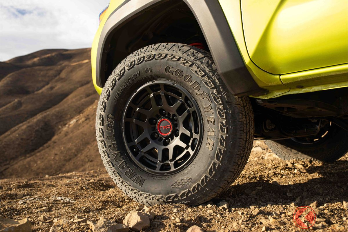 5m級巨大トヨタ車 新型「タコマ」登場! V6搭載・2つの迫力顔で北米らしいブチ上げ存在感!