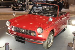 国産自動車メーカーで最古! いまの「ダイハツ」しか知らない人には衝撃の「神旧車」たち