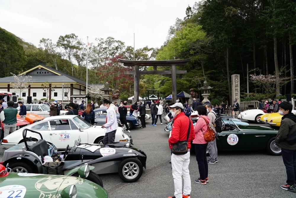 【珠玉の名車、岡山に】西日本最大のクラシックカー・ラリー ベッキオ・バンビーノ・プリマベーラ