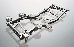 モノコック全盛でも消えない! 本格クロカン4WD車が「ラダーフレーム」を採用し続けるワケ