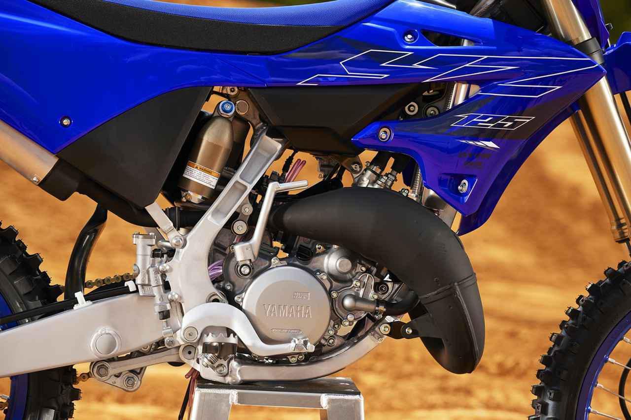 YZシリーズ、2022モデルが国内発表。注目のYZ125は73万7000円