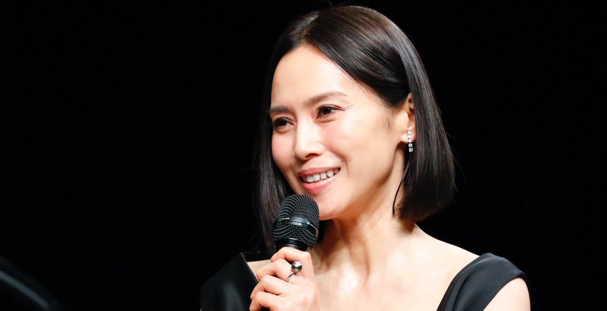 中谷美紀さん、日産ノートオーラに感激…「一瞬で恋に落ちました」