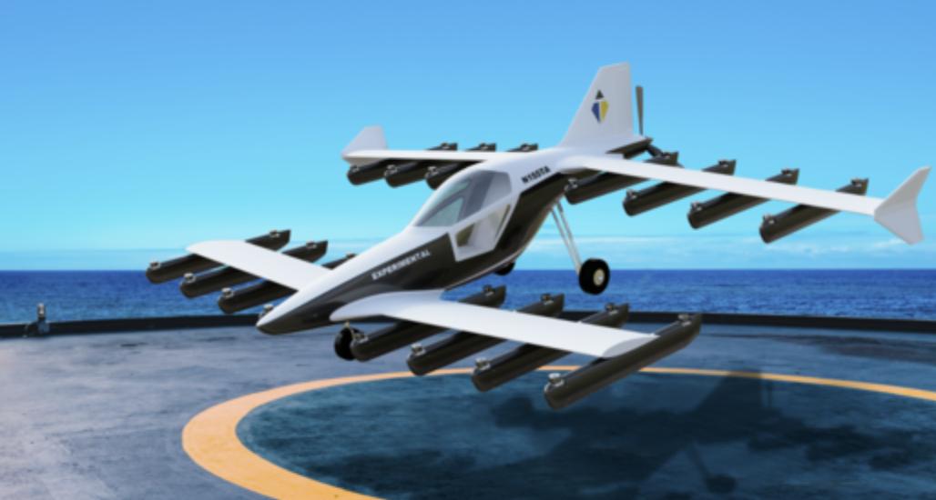 テトラ・アビエーションが空飛ぶクルマ「Mk-5」の予約販売を開始、引渡しは2022年