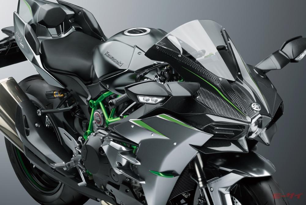 まるでターミネーター? クルマに続き「自己修復する塗装」がバイクにも採用され始めている!