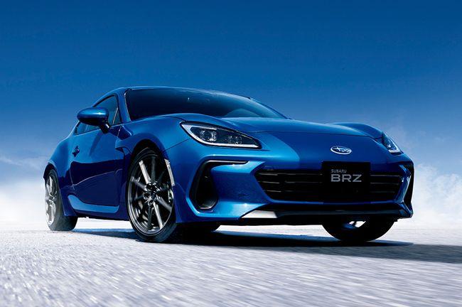 第2世代のSUBARU BRZがついに日本で正式発表。パワーユニットには新設計の2.4リットル水平対向4気筒エンジンを搭載