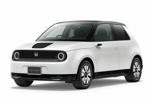 ホンダアクセス 新型EV「Honda e」用 Honda純正アクセサリーを発売