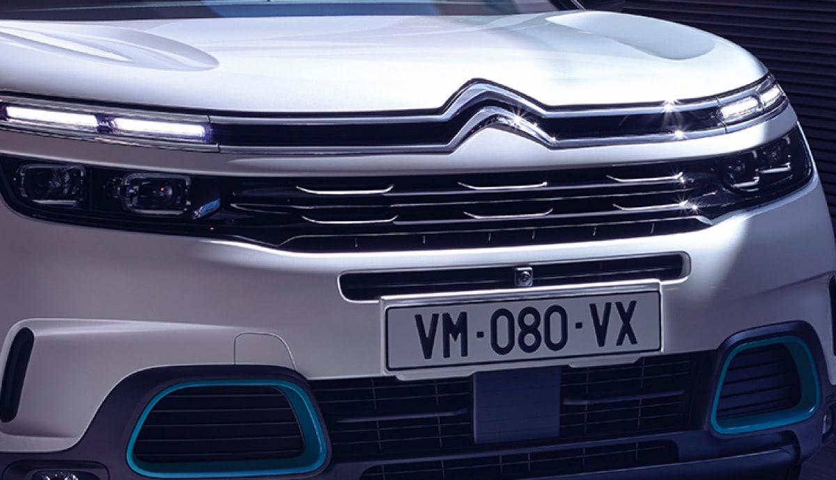 シトロエン初のPHEVは超快適SUV! C5 エアクロス SUV プラグインハイブリッド発売