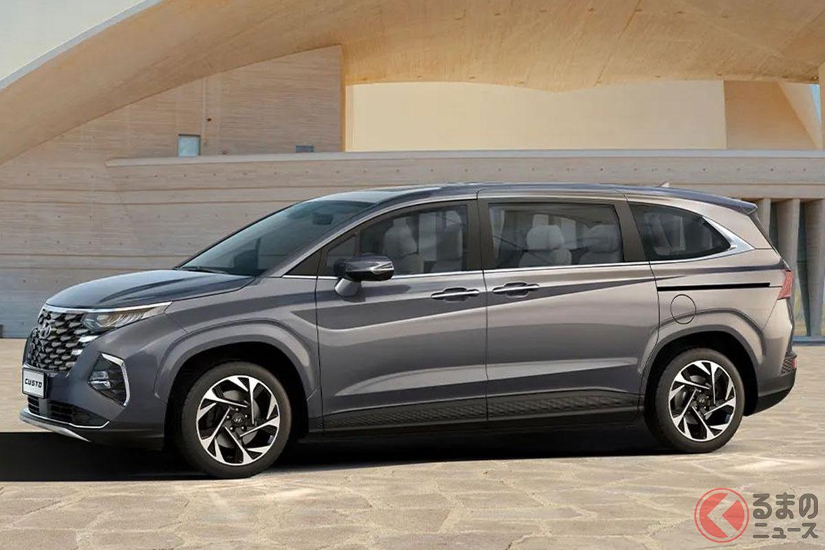 トヨタ「シエナ」キラーとなるか? 5m級新型「クスト」はどんな大型ミニバン? 中国MPV市場をかき乱す?