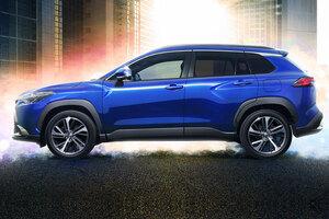 【狙いは?】トヨタ「カローラ・クロス」日本市場に! 新型SUVの価格/内装を解説