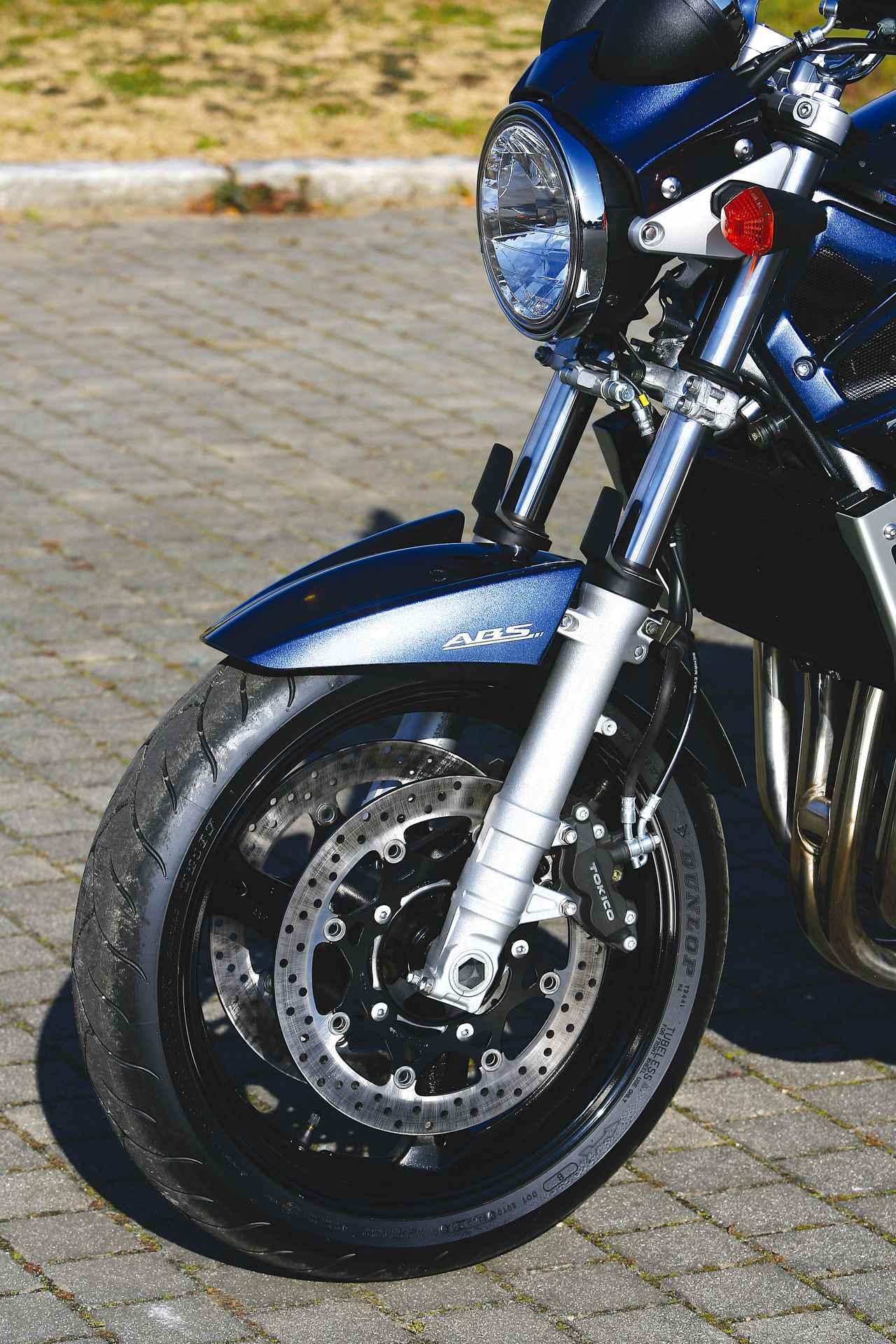 スズキ「バンディット1250/S」を解説! 専用の水冷エンジンを搭載し欧州の速度レンジにも対応した大型ネイキッド【絶版バイク紹介】