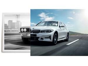 BMW 3、5、7シリーズに往年モデルをイメージした記念限定車が登場