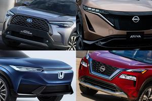 2021年も新型SUV続々!「ランクル」「ヴェゼル」に10年ぶりの「アクア」も!? 賑やかな1年を大胆予想!