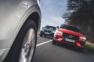 【PHEVのSUV 3台を直接比較】BMW X3 x ボルボXC60 x ディスカバリー・スポーツ 前編