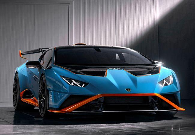レースカー直系の公道仕様スーパースポーツ「ランボルギーニ・ウラカンSTO」が登場。日本での車両価格は3750万円