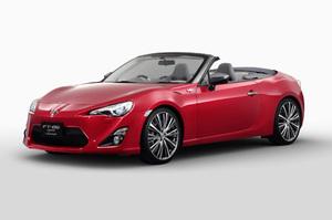 トヨタ、燃料電池車や86オープンなどを初公開