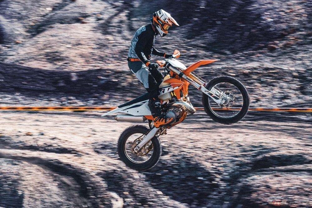 電動ミニバイクから4ストフルサイズまで KTMのモトクロスおよびクロスカントリーモデル 国内向け2022年モデルラインナップ発表