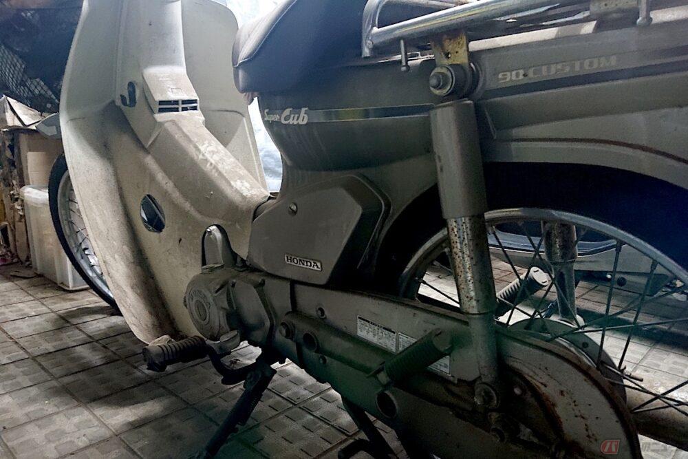 放置していた不動バイクを復活させる方法とは