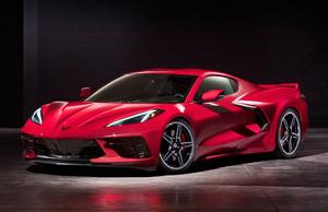 6.2ℓ、V8 OHVエンジン搭載!FRからミッドシップに、左ハンドルから右ハンドルに生まれ変わったシボレー「コルベット」