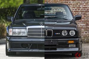 驚愕の4000万円! 「190Eエボ2」が「M3」よりもはるかに高額な理由とは?