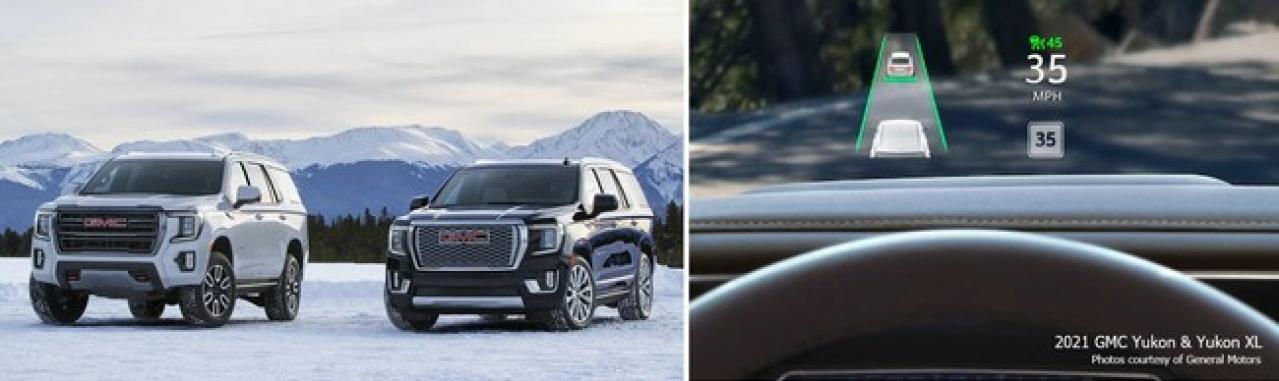 日本板硝子:ヘッド・アップ・ディスプレイ対応ガラスがGMのMY21新型SUV車すべてに採用