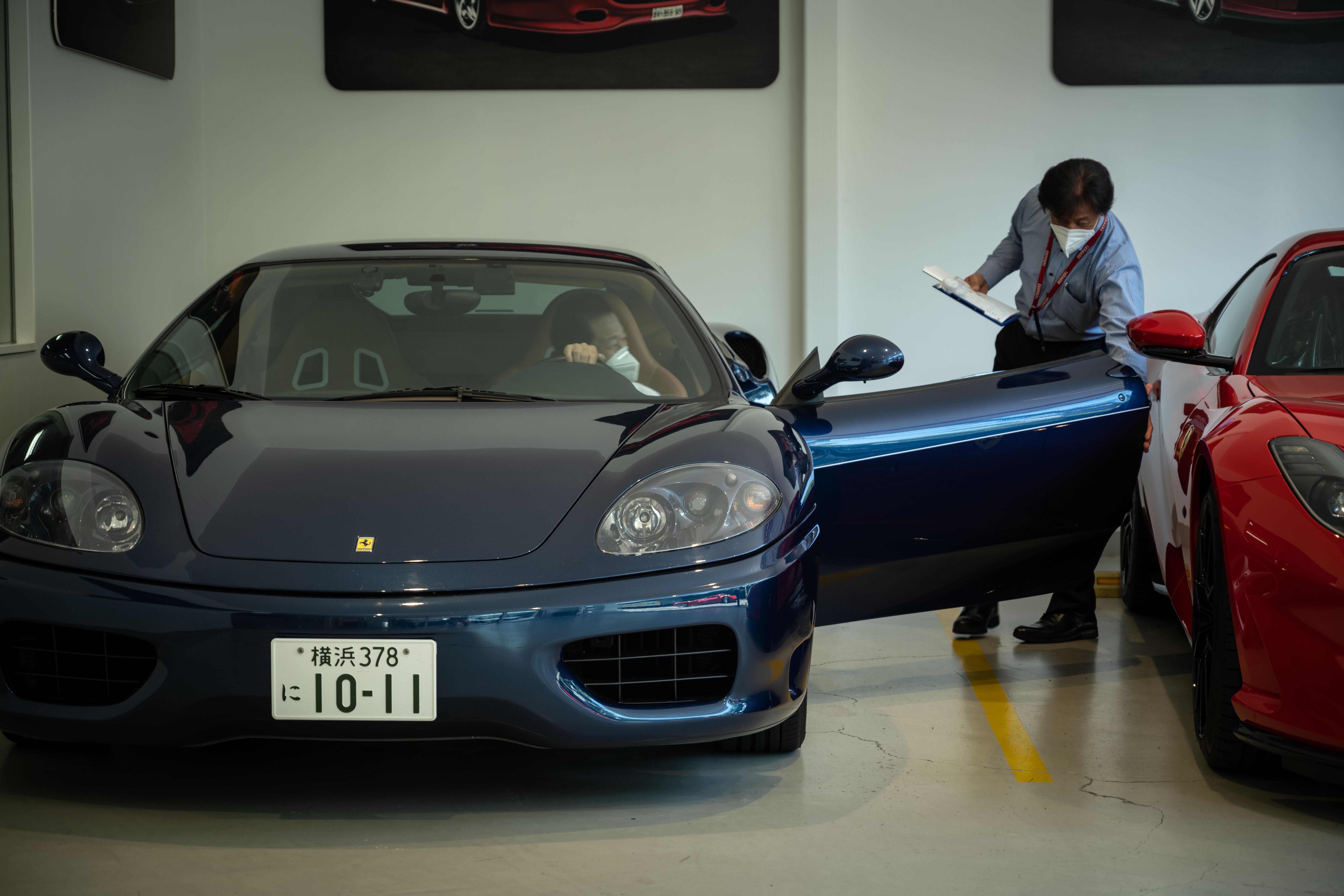 29歳、フェラーリを買う──Vol.113要整備箇所発見!