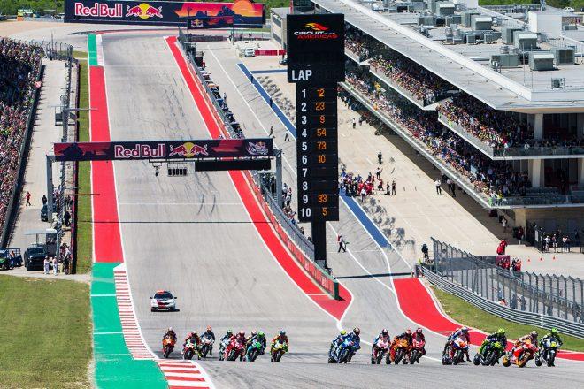 MotoGP日程変更。日本GPが中止、タイGPが1週間延期、アメリカズGPは開催へ