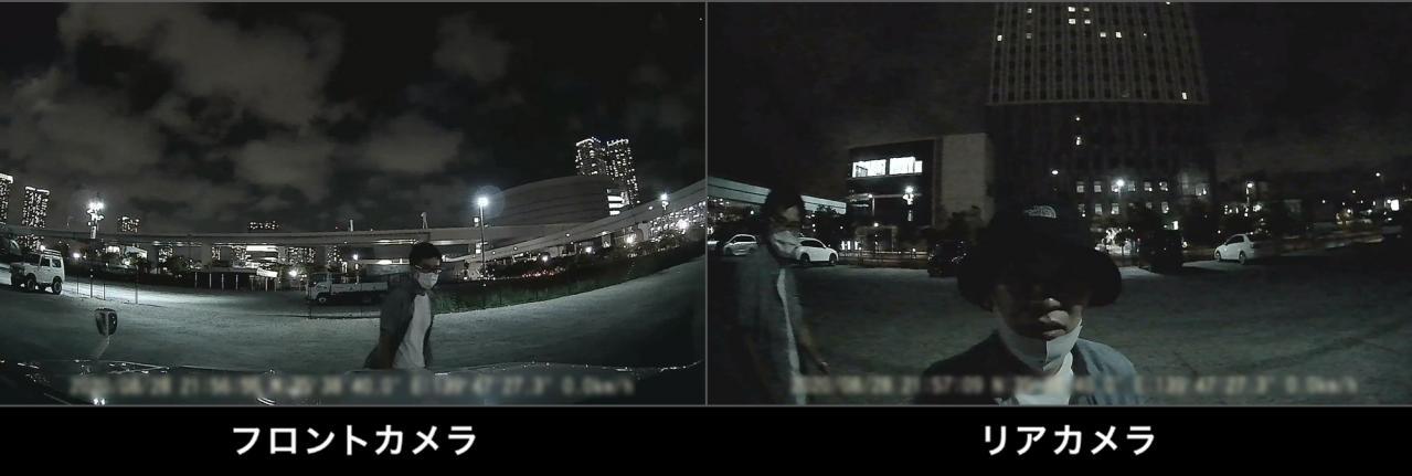 """新型楽ナビと相性抜群の """"連携型"""" 2カメラドライブレコーダー カロッツェリア VREC-DS800DC 【CAR MONO図鑑】"""