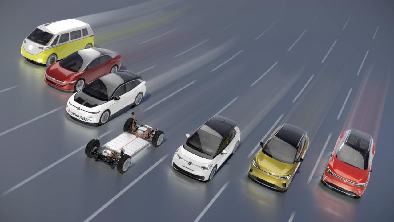 フォルクスワーゲン ID.4初披露! 注目の電動SUV発表の現場を小川フミオがレポート
