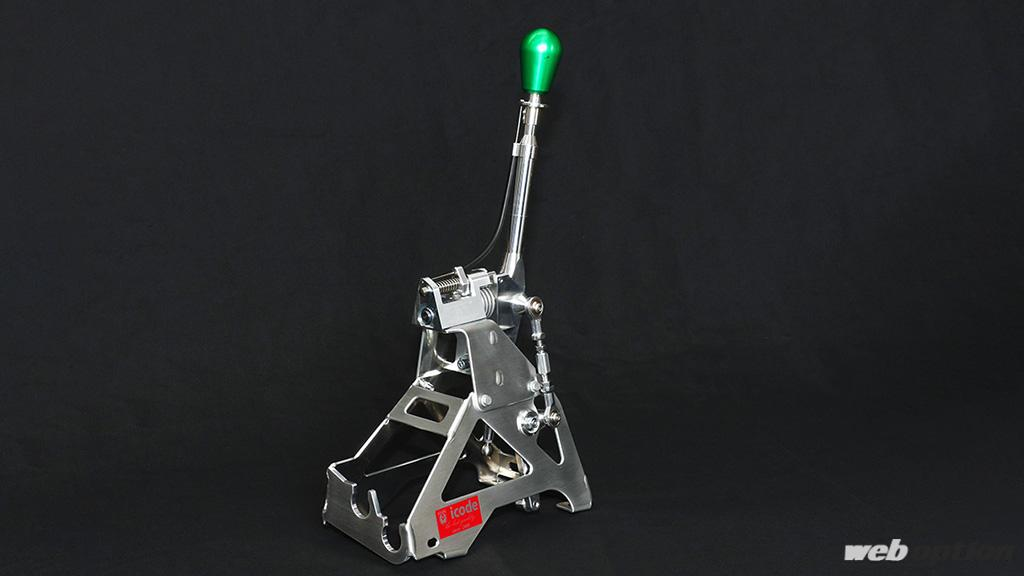 「GRヤリスをクイックシフト化する最終兵器」超高精度のドイツ製キットが走りを変える!