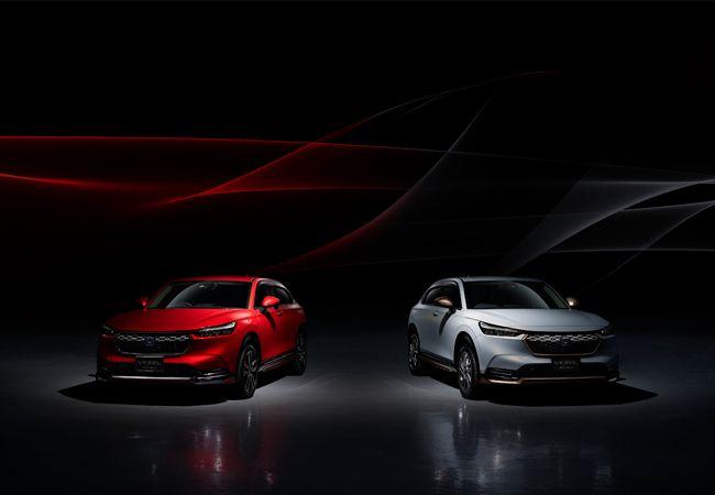 Honda、新型「VEZEL」用純正アクセサリーの一部をホームページで先行公開